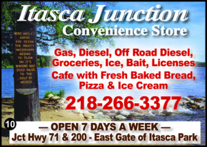 Itasca Junction Ad