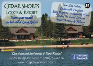 Cedar Shores Lodge & Resort